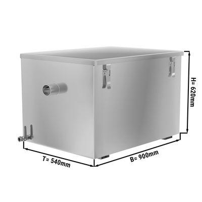 Séparateur de graisses - 132 litres