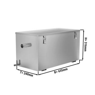 Séparateur de graisses - 20 litres