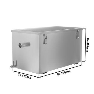 Séparateur de graisses - 44 litres