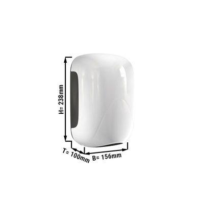 Hand dryer - white