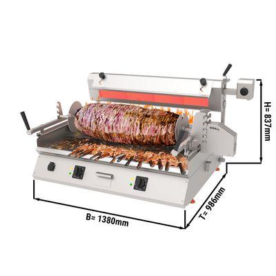 Cag Kebab Machine - horizontal