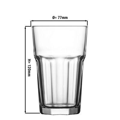 ARAS long drink glass - 0.30 litres - set of 6