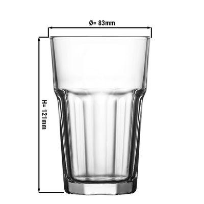 ARAS long drink glass - 0.365 litres - set of 6