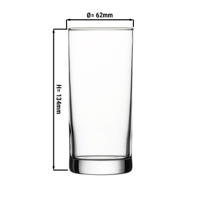 Istanbul long drink glass - 0.29 litres - set of 12
