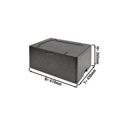 Universal Thermobox - 56,7 Liter - mit Deckel