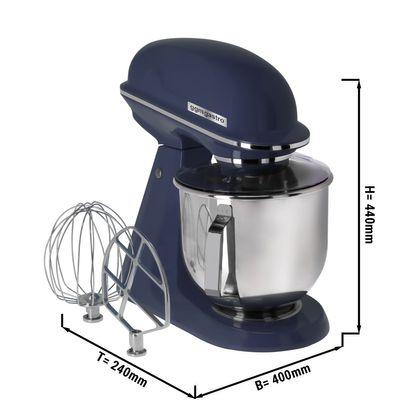Mixer 7 liters - grey