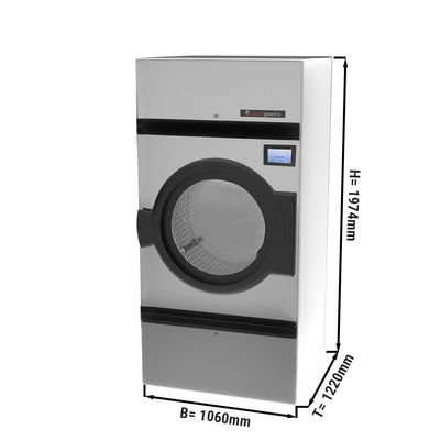 Gas Dryer 34 kg