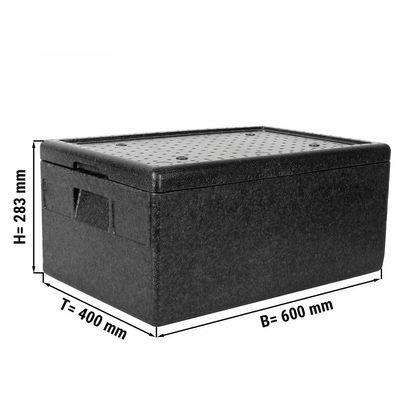 Thermobox / Polibox - für GN1/1 -  600 x 400 x 283 mm