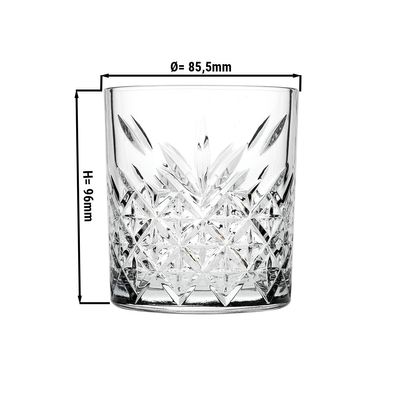 Timeless whiskey glass - 0.35 litres - set of 12