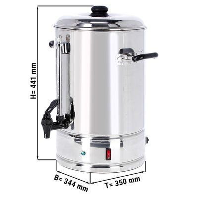 Percolateur à café 10 litres