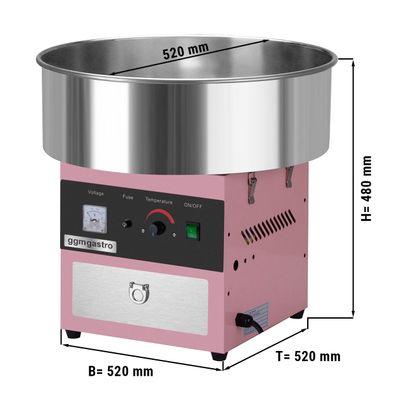 Cotton candy machine - Ø 560 mm